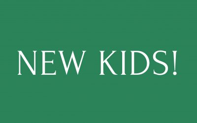 Late 2020 Kids!